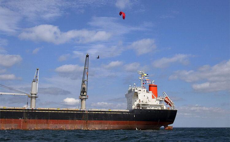 Nick Jacobsen skače sa 60 metara visoke brodske dizalice