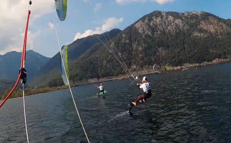 Formula Kite Mixed Team Relay European Championships 2020 – Lake Traunsee, Austria