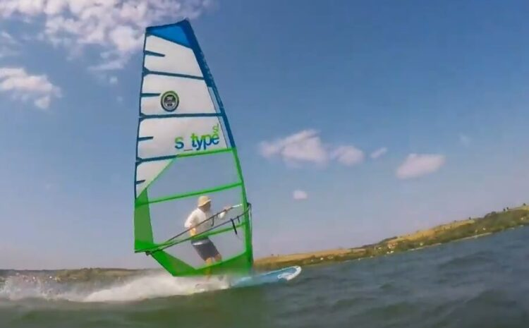 Windsurfing Serbia Vajuga