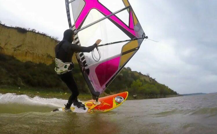 Windsurfing Serbia Surduk