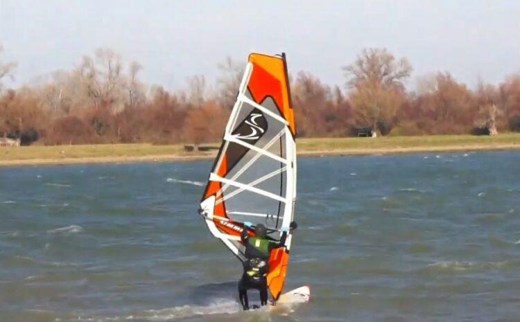 RS Windsurfing Serbia Surduk 2020 50 kts